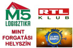 RTL - Éjjel Nappal Budapest forgatás